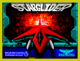 Starglider by Realtime Games for Rainbird - ZX Spectrum Loading Screen