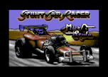 Stunt Car Racer Commodore 64 Loading Screen