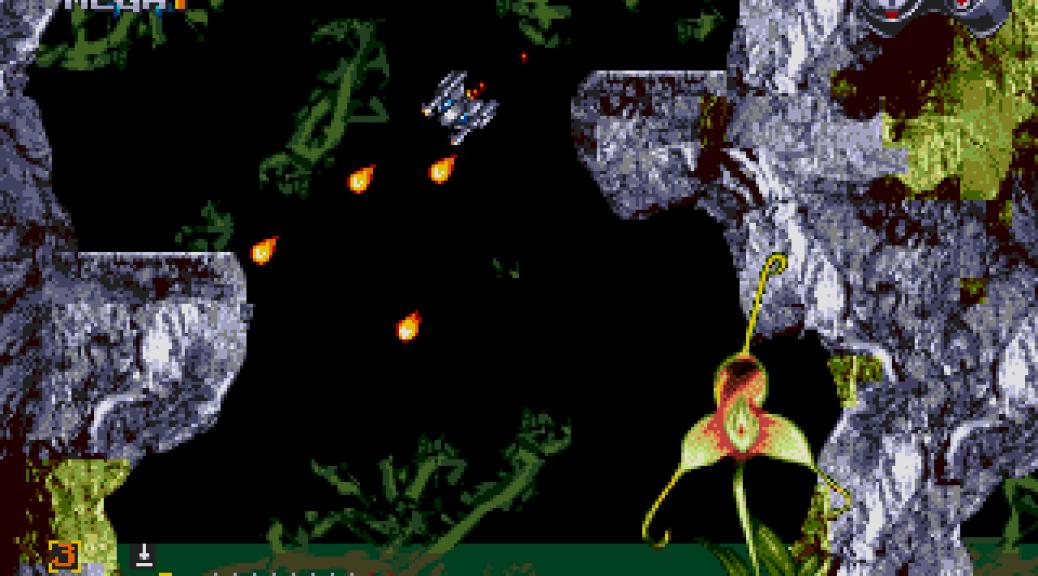 Sub-Terrania Megadrive Genesis