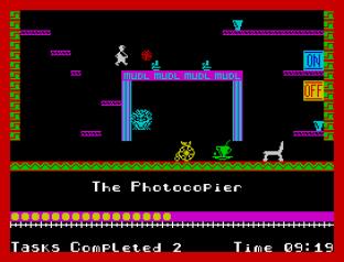 Technician Ted ZX Spectrum 09