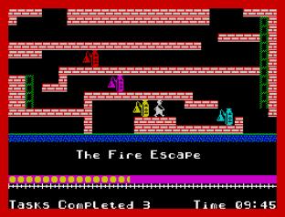 Technician Ted ZX Spectrum 12
