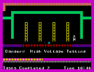 Technician Ted ZX Spectrum 20
