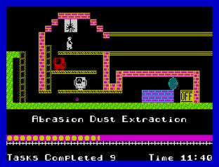 Technician Ted ZX Spectrum 23