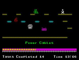 Technician Ted ZX Spectrum 31
