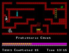 Technician Ted ZX Spectrum 33