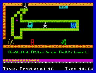Technician Ted ZX Spectrum 34