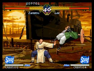 The Last Blade Neo Geo 12