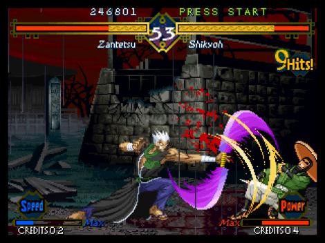 The Last Blade Neo Geo 15