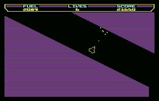 Thrust C64 10