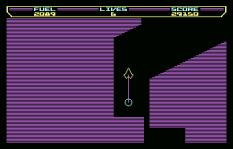 Thrust C64 11