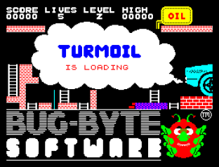Turmoil by Bug-Byte on the ZX Spectrum