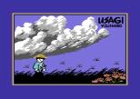 Usagi Yojimbo C64 Loading Screen