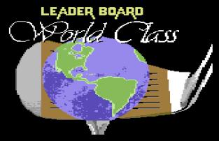 World Class Leaderboard C64 01