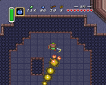 The Legend of Zelda: A Link To The Past on the Super Nintendo