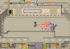 Alien Syndrome Arcade 10