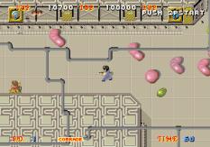 Alien Syndrome Arcade 11
