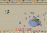 Alien Syndrome Arcade 16
