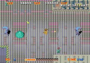 Alien Syndrome Arcade 20