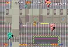Alien Syndrome Arcade 21