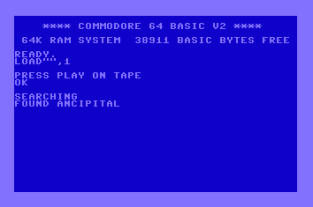 Ancipital C64 01