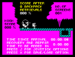 Backpackers Guide to the Universe ZX Spectrum 02