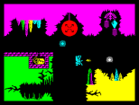 Backpackers Guide to the Universe ZX Spectrum 04