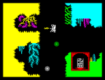 Backpackers Guide to the Universe ZX Spectrum 05