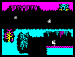 Backpackers Guide to the Universe ZX Spectrum 06