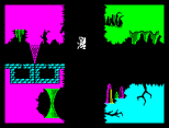 Backpackers Guide to the Universe ZX Spectrum 08