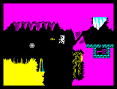 Backpackers Guide to the Universe ZX Spectrum 10
