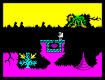 Backpackers Guide to the Universe ZX Spectrum 13