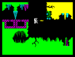 Backpackers Guide to the Universe ZX Spectrum 14