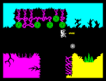 Backpackers Guide to the Universe ZX Spectrum 16