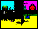 Backpackers Guide to the Universe ZX Spectrum 17