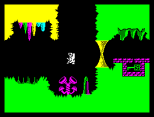 Backpackers Guide to the Universe ZX Spectrum 18