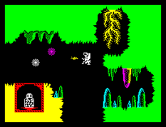Backpackers Guide to the Universe ZX Spectrum 21