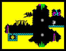 Backpackers Guide to the Universe ZX Spectrum 22