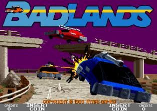 Badlands Arcade 01