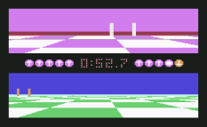 Ballblazer C64 13