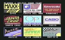 California Games C64 03