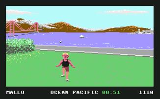 California Games C64 07
