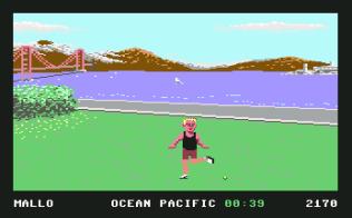 California Games C64 08