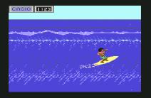 California Games C64 11