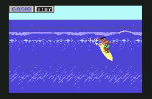 California Games C64 12