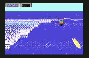 California Games C64 13