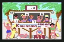 California Games C64 14