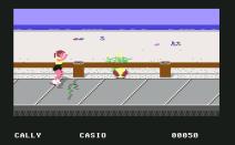 California Games C64 15