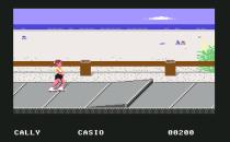 California Games C64 16