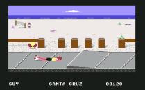 California Games C64 17