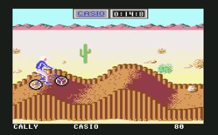 California Games C64 19